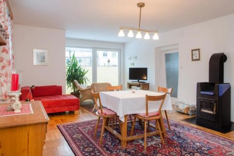 Wohnzimmer Appartment Haus Gollner